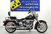 Motorrad kaufen Occasion HARLEY-DAVIDSON FLSTC 1690 Softail Heritage Classic (touring)