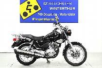 Motorrad kaufen Occasion YAMAHA YBR 125 Custom (naked)