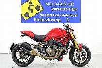 Motorrad kaufen Occasion DUCATI 1200 Monster S ABS (naked)