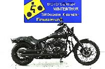 Motorrad kaufen Occasion HARLEY-DAVIDSON FXSTI 1450 Softail Standard (custom)