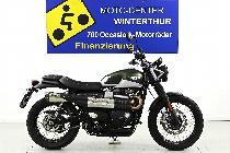 Motorrad kaufen Occasion TRIUMPH Street Scrambler 900 (naked)