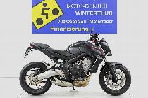 Motorrad kaufen Occasion HONDA CB 650 FA ABS (naked)