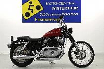 Motorrad kaufen Occasion HARLEY-DAVIDSON XL 883 53C Sportster (custom)