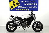 Motorrad kaufen Occasion DUCATI 696 Monster 23kW ABS (naked)