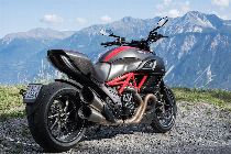 Töff kaufen DUCATI 1198 Diavel ABS carbone Naked