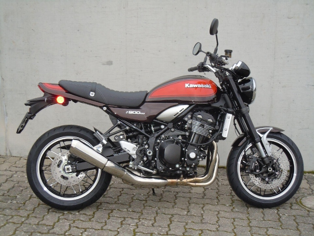 Acheter une moto KAWASAKI Z 900 RS ABS Occasions