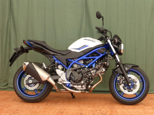 Motorrad kaufen SUZUKI SV 650 A ABS Neufahrzeug