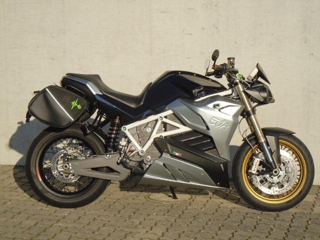 Motorrad kaufen ENERGICA Eva mit Zubehör Occasion
