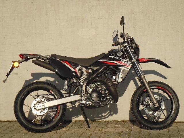 Acheter une moto RIEJU MRT 50 Supermotard neuve