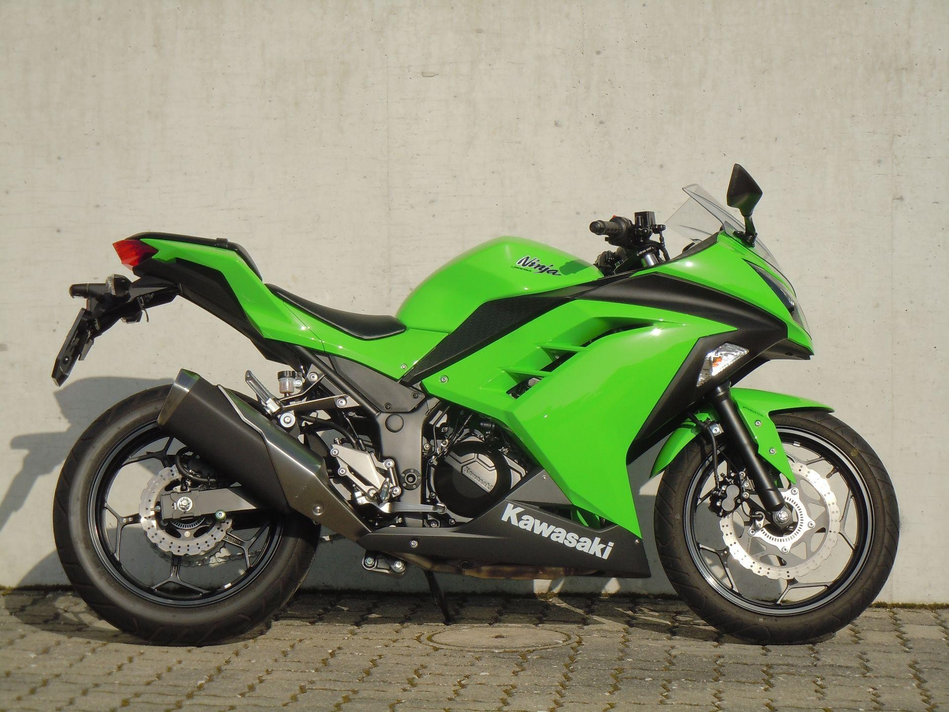 Moto Occasions Acheter Kawasaki Ninja 300 Abs Rolf Gall Superbikes