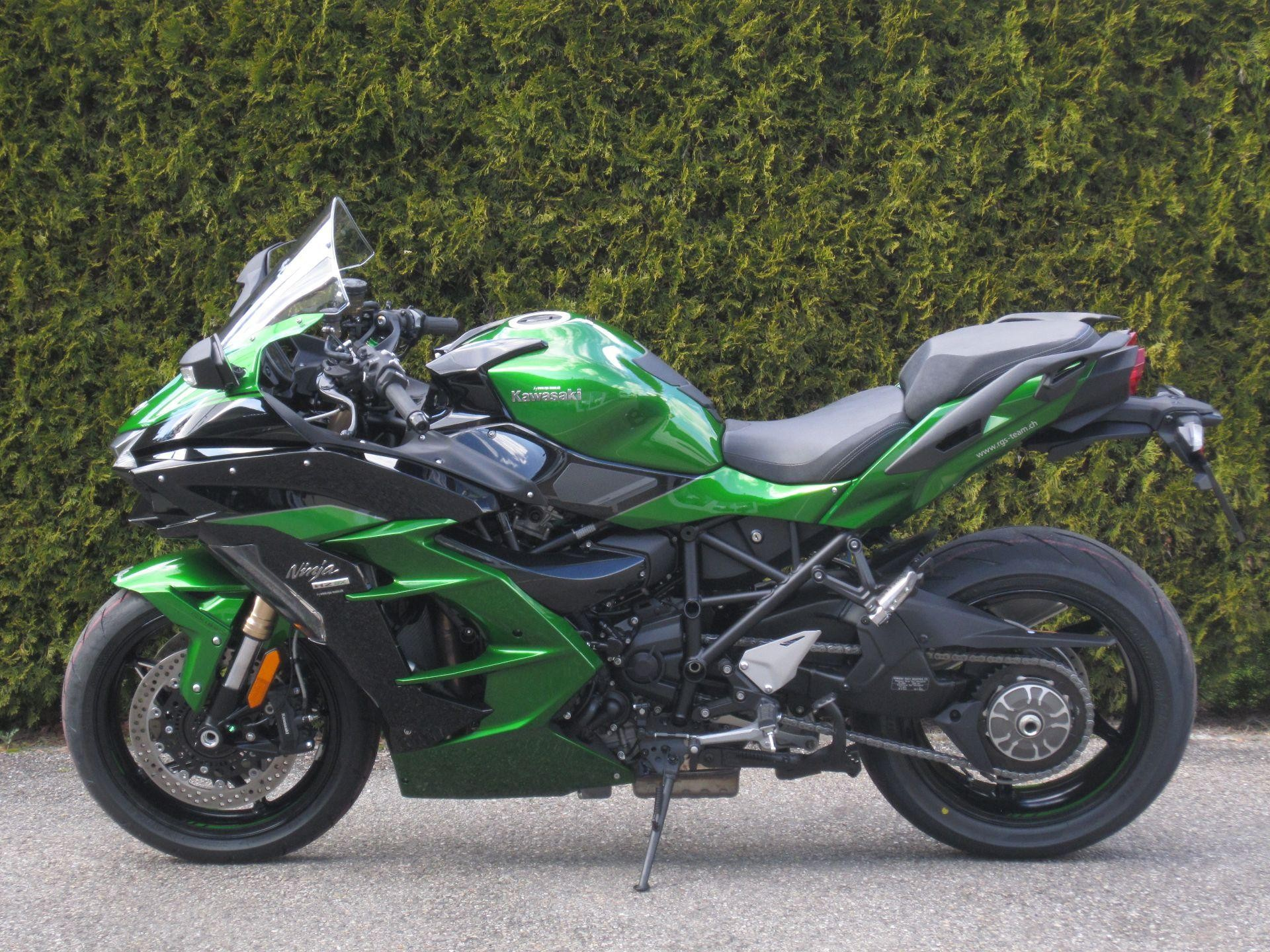 Buy Motorbike Pre Owned Kawasaki Ninja H2 Sx Se Version Rolf Gall