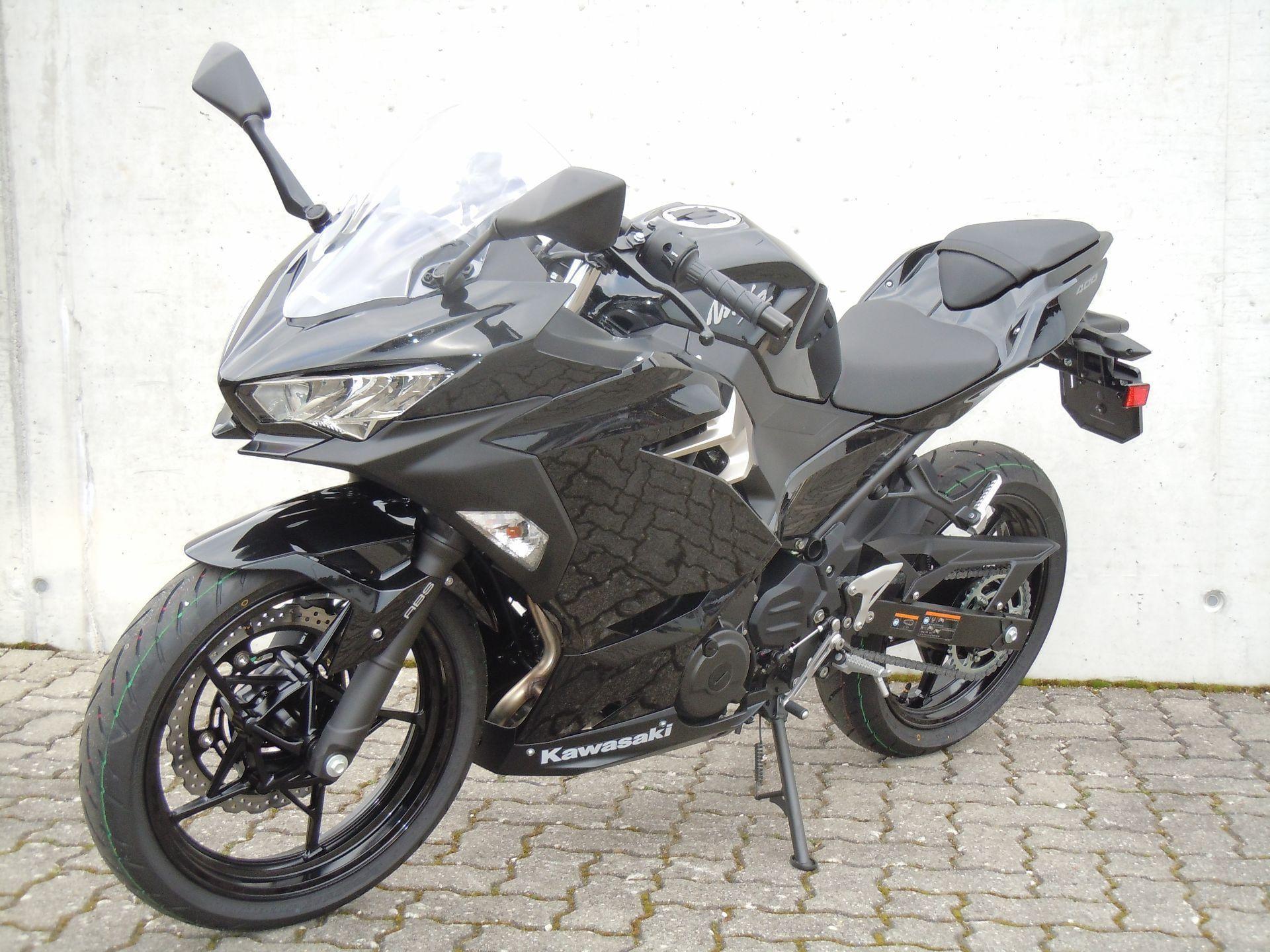 moto neuve acheter kawasaki ninja 400 abs rolf gall superbikes ag b tzberg id 4805034. Black Bedroom Furniture Sets. Home Design Ideas