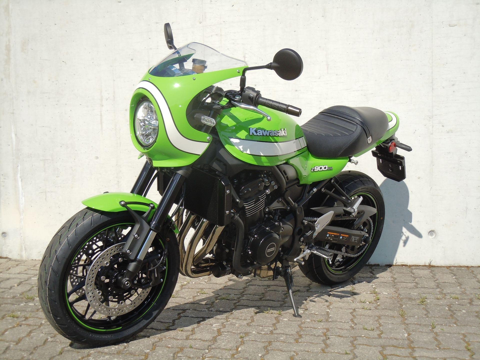 KAWASAKI Z 900 RS Cafe 18 New Vehicle Bike