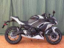 Louer moto KAWASAKI Ninja 650 (Sport)