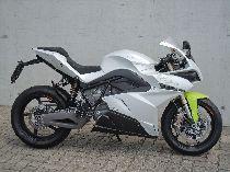 Motorrad Mieten & Roller Mieten ENERGICA Ego (Sport)