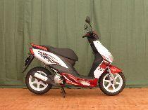Louer moto YAMAHA Jog CS 50 RR LC (Scooter)