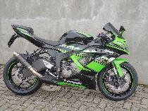 Acheter moto KAWASAKI ZX-6R Ninja ABS 35kW mit Zubehör Sport