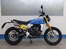 Motorrad Mieten & Roller Mieten FANTIC MOTOR Caballero 500 Scrambler (Retro)
