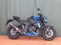 Louer moto SUZUKI GSX-S 750 (Naked)