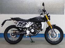 Motorrad Mieten & Roller Mieten FANTIC MOTOR Caballero 125 Flat Track (Retro)