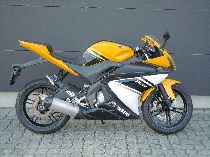 Acheter une moto Occasions YAMAHA YZF-R125 (sport)