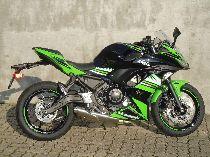 Louer moto KAWASAKI Ninja 650 ABS (Sport)