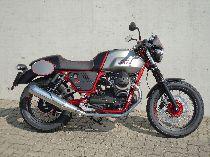 Motorrad Mieten & Roller Mieten MOTO GUZZI V7 II Racer ABS (Retro)