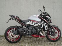 Motorrad Mieten & Roller Mieten SUZUKI GSX-S 1000 ABS (Naked)