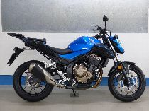 Motorrad kaufen Occasion HONDA CB 500 FA ABS (naked)