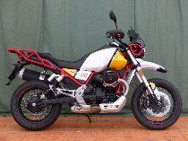 Motorrad Mieten & Roller Mieten MOTO GUZZI V85 TT (Enduro)