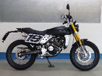 Motorrad kaufen Neufahrzeug FANTIC MOTOR Caballero 125 Flat Track (retro)