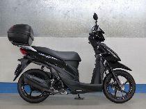 Motorrad kaufen Occasion SUZUKI UK 110 (roller)