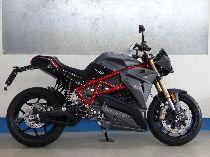 Motorrad Mieten & Roller Mieten ENERGICA Eva Ribelle (Naked)