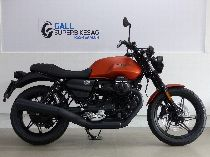 Motorrad Mieten & Roller Mieten MOTO GUZZI V7 850 Stone (Retro)
