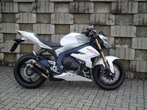 Motorrad kaufen Neufahrzeug SUZUKI Virus (touring)