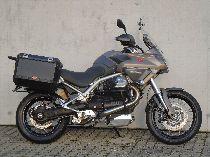 Töff kaufen MOTO GUZZI Stelvio 1200 NTX ABS mit Zubehör Enduro
