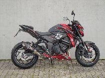 Motorrad Mieten & Roller Mieten SUZUKI GSX-S 750 (Naked)