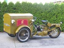 Acheter une moto Oldtimer MOTOSACOCHE T3 Tricar 500