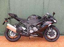 Motorrad Mieten & Roller Mieten KAWASAKI ZX-6R Ninja (Sport)