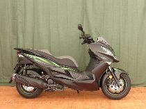 Motorrad Mieten & Roller Mieten KAWASAKI J 300 (Roller)