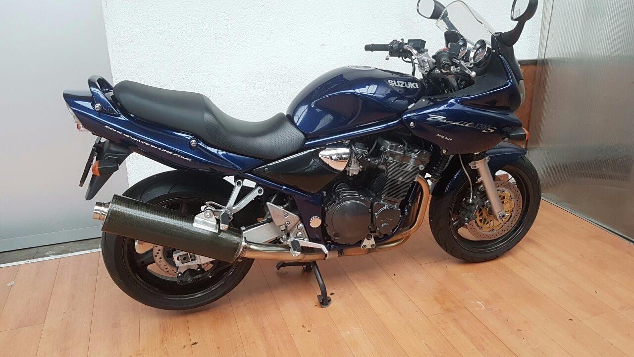 moto occasions acheter suzuki gsf 1200 s bandit motobike kriens kriens. Black Bedroom Furniture Sets. Home Design Ideas