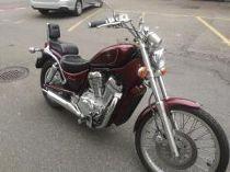 Motorrad kaufen Occasion SUZUKI VS 750 GL Intruder (custom)