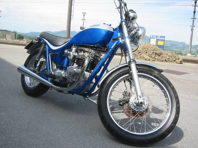 Motorrad kaufen TRIUMPH Bonneville Oldtimer