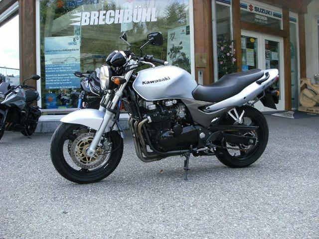 Motorrad Occasion kaufen KAWASAKI ZR-7 S Brechbühl 2-Rad