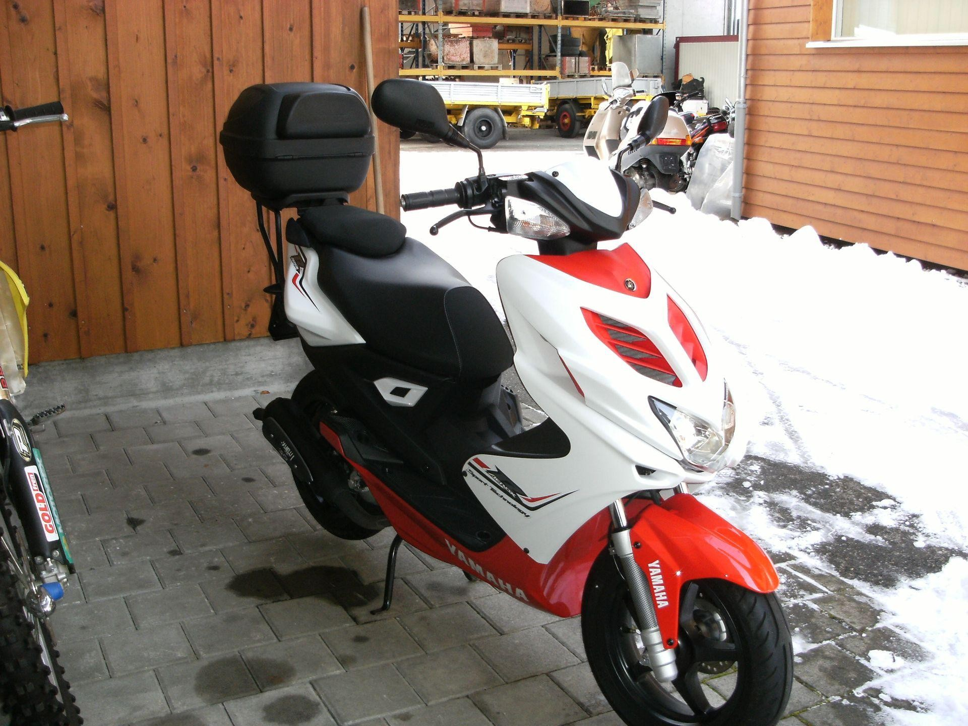 Motorrad Occasion kaufen YAMAHA Aerox R NS 50 Fries 2-Rad