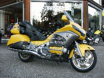 Motorrad kaufen Occasion HONDA GL 1800 Gold Wing MT ABS (touring)