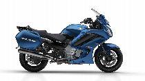 Rent a motorbike YAMAHA FJR 1300 AE ABS (Touring)