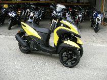 Motorrad kaufen Occasion YAMAHA MWS 125 A (roller)