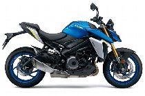 Motorrad Mieten & Roller Mieten SUZUKI GSX-S 1000 (Naked)