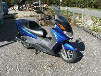 Motorrad kaufen Occasion SUZUKI UH 125 Burgman (roller)
